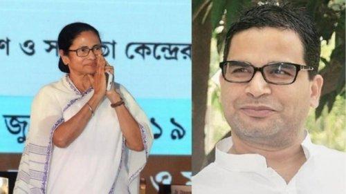 Role of Prashant Kishor in the rebranding of Mamata Banerjee