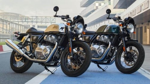 2021 Royal Enfield Continental GT 650: Price, new colour options