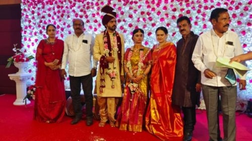 Nashik inter-faith couple, that was forced to cancel wedding over social media threats, ties knot