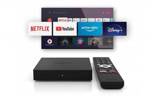De Streaming Box 8000 is de nieuwe Android TV mediaspeler van Nokia