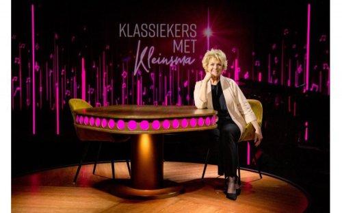 Klassiekers met Kleinsma is vanaf 30 mei te zien op NPO 1
