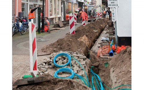 KPN breidt glasvezel uit tot drie miljoen aansluitingen