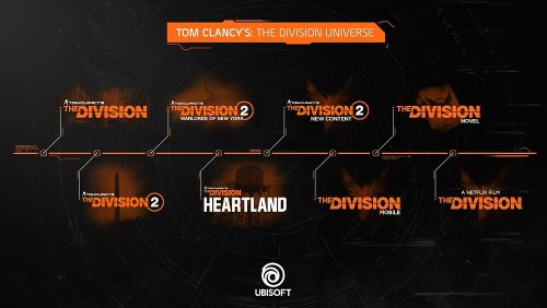 Ubisoft Announces The Division Heartland as New Free to Play Title
