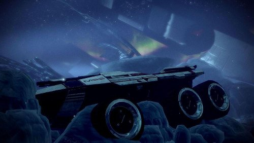 Improved Mako Handling Can be Disabled in Mass Effect: Legendary Edition