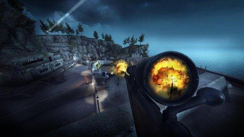 Sniper Elite VR Release Date Trailer