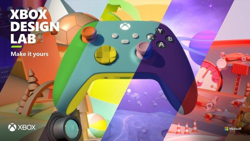 Microsoft Brought Back Xbox Design Lab