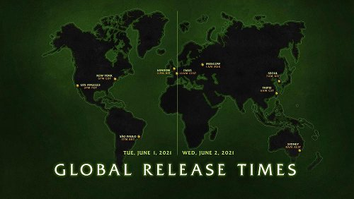 World of Warcraft: Burning Crusade Classic Launches June 1