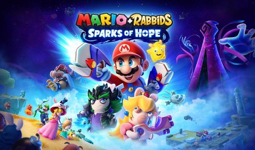 Mario + Rabbids Sparks of Hope Announced