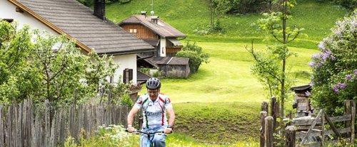 Alto Adige in bicicletta: in val Pusteria, da Brunico a Bressanone