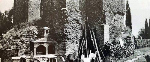 Il Mausoleo di Sant'Urbano dell'Appia Antica è di nuovo patrimonio dello Stato