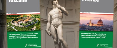 """La nuova Guida Verde """"Firenze"""": presentazione e un ritratto di """"Firenze capolavoro incompiuto"""""""