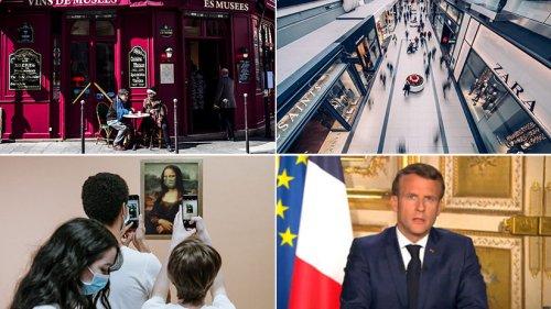 Déconfinement progressif France mai juin 2021 Covid 19 : quand, étapes