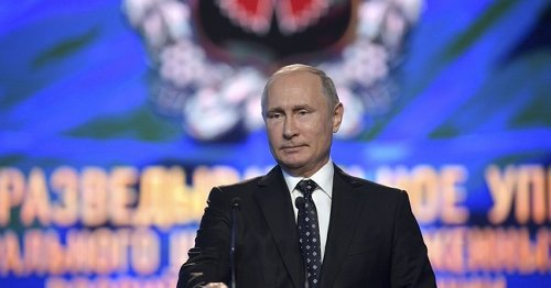 Putin Threatens Full-Scale War in Ukraine as U.S. Sends Two Warships to the Black Sea