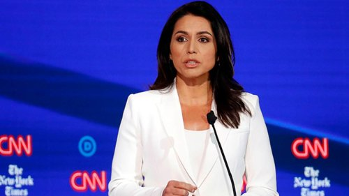 'Judge, Jury And Executioner': Tulsi Gabbard Slams Biden for Promising 'Consequences' for Border Patrol Agents