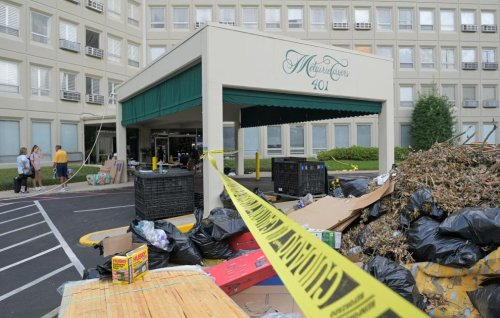 219-unit Metairie Towers condo complex 'uninhabitable' for 1 year post-Ida; residents forced out
