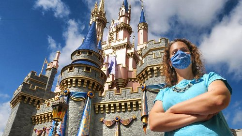 Disney World at 50: The making of Cinderella Castle's makeover