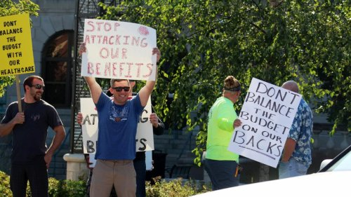 After losing in arbitration, Racine firefighters union is taking the city to court in benefits dispute