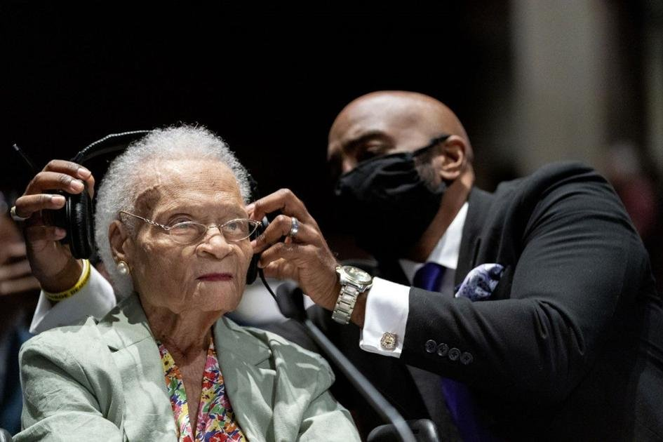 She survived the Tulsa Race Massacre. Now, at 107, she's become a queen mother | News