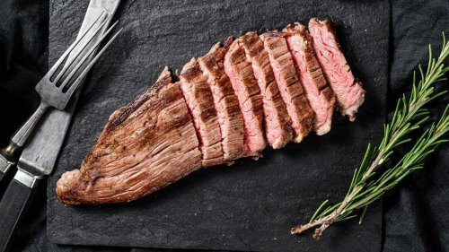 Recipe of the Day: Grilled Marinated Flank Steak