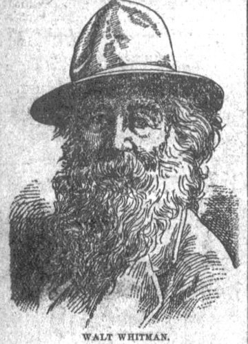 129 Years Ago - Poet Walt Whitman dead at the age of 72