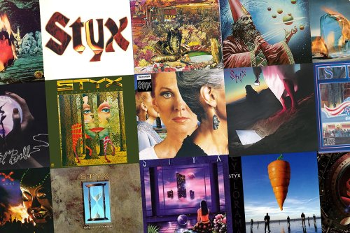 Underrated Styx: The Most Overlooked Song From Each Album