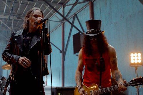 Slash Drops New Song 'The River Is Rising,' Announces New Album