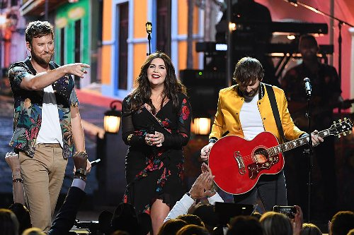 Lady A's Last-Minute Addition to the ACMs Doesn't Scare Them
