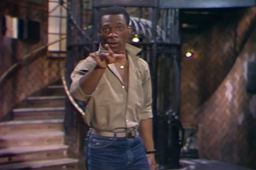 How a Rare Mistake Led to Eddie Murphy's Big 'SNL' Break
