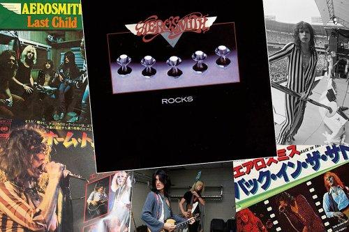 Aerosmith's 'Rocks': A Track-by-Track Guide