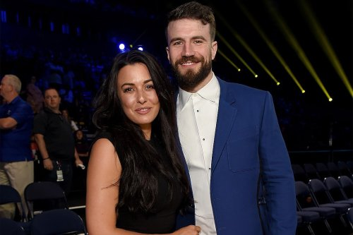 Sam Hunt + His Wife Hannah Are All About Having Kids Soon