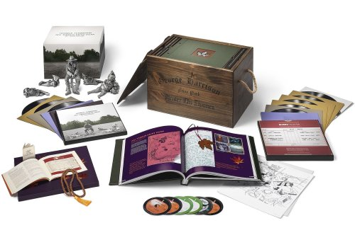 George Harrison's 'All Things Must Pass' Box Set Announced