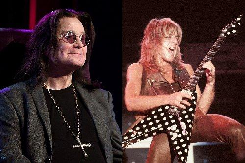 Ozzy Osbourne Reacts to Rock Hall Honoring Randy Rhoads