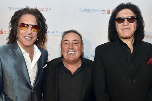 Kiss Manager Credits Success to 'Four Chords and Bad Lyrics'