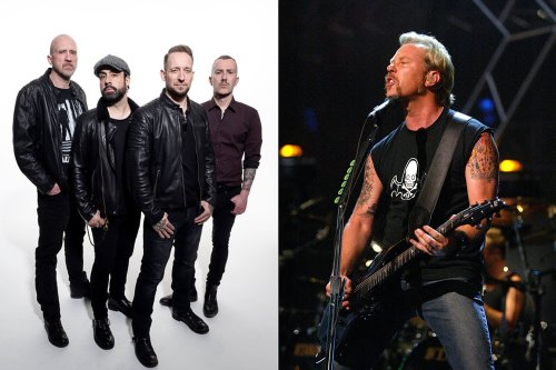 Volbeat Reveal Metallica 'Blacklist' Cover of 'Don't Tread on Me'