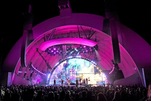 Hollywood Bowl to Split Vaccinated and Unvaccinated Fans