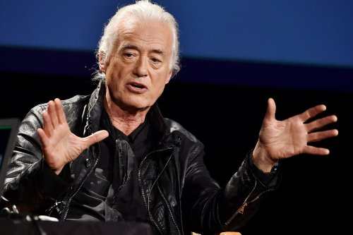 Jimmy Page's 'Paranoid' Solo Session for 'Stairway to Heaven'