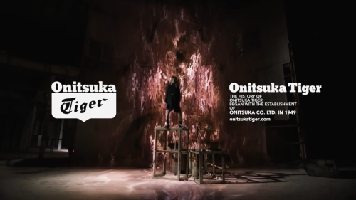 Onitsuka Tiger embrace the darkness in their Autumn Winter season film