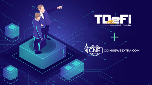 TradeDog Partners with CoinNewsExtra, Africa's First Leading Crypto Media