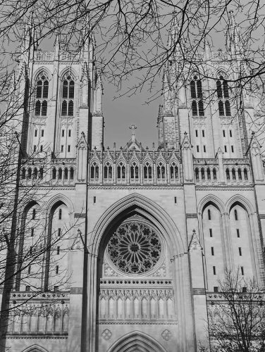 Join the L'Enfants for Sketching at Washington National Cathedral