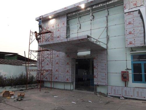Báo giá thi công mặt dựng alu ngoài trời chất lượng - Trangtriquangcao