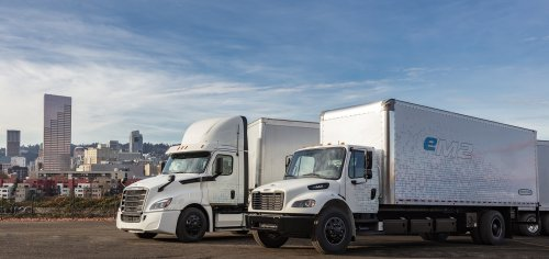 ACT Expo: The winding road to more sustainable trucks