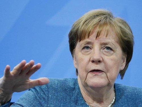 Merkel lobt schwierigen Einsatz der Beschäftigten