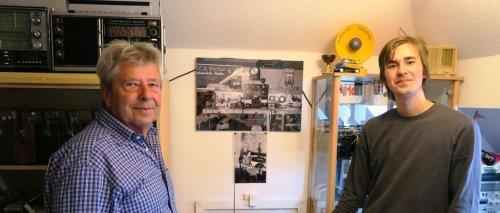 Die Radio-Retter: Eine Liebe zu alten Radioapparaten