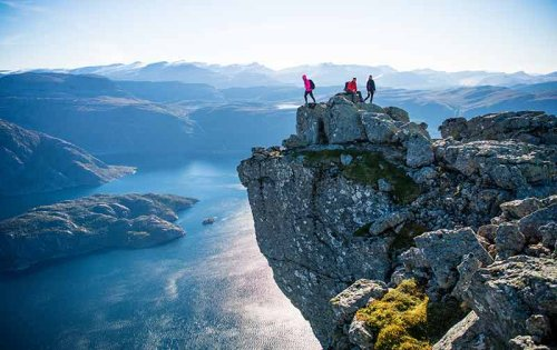 Norway cruising guide