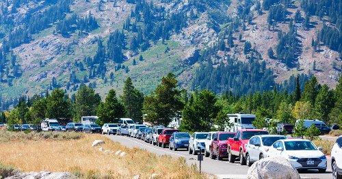 Yellowstone, Grand Teton National Parks Set Visitor Records - TravelAwaits