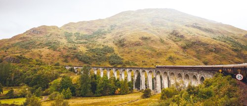 The Luxurious Belmond Royal Scotsman Train Journey