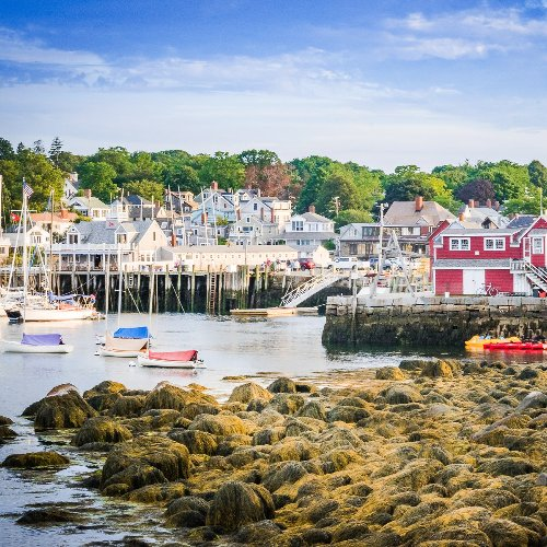 9 Quaint New England Beach Towns
