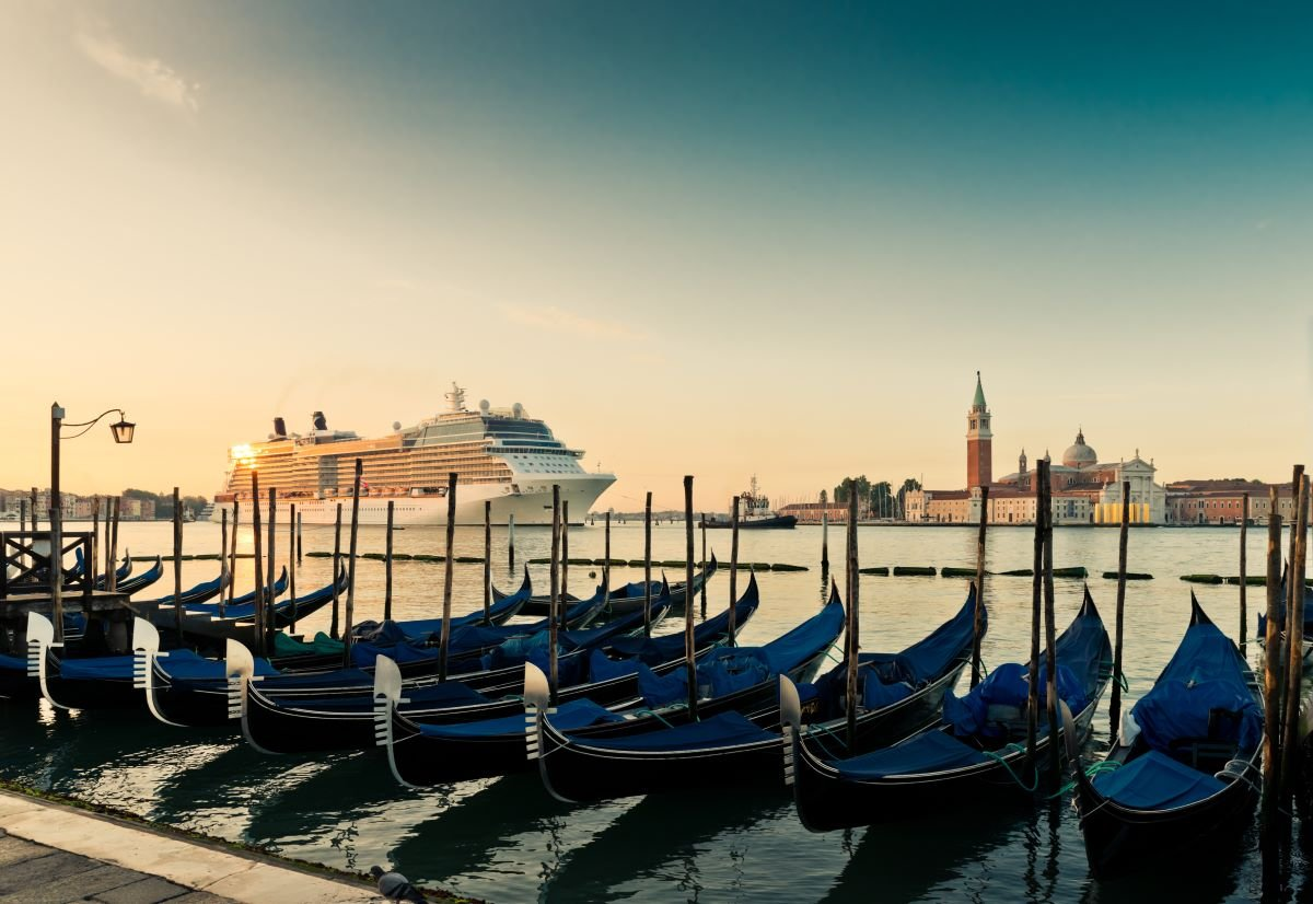 Italy Bans Large Cruise Ships In Venice Starting In August - TravelAwaits