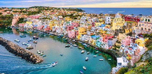 This Colorful Italian Island Was Just Named Italy's Capital Of Culture 2022