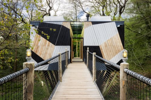 10 Best Treehouse Stays In The UK - TravelAwaits